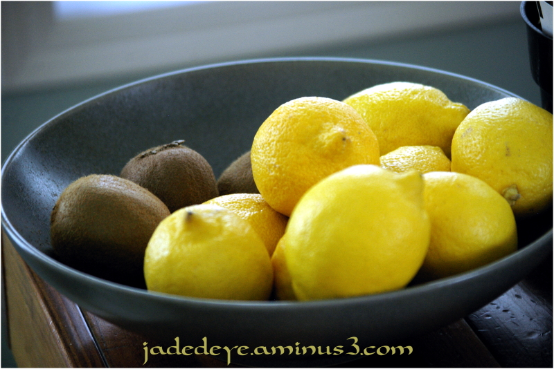 Kiwis & Lemons