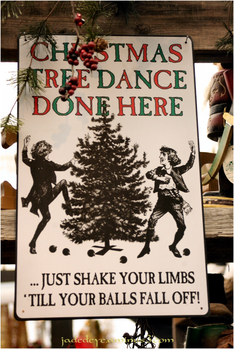 Christmas Tree Dance