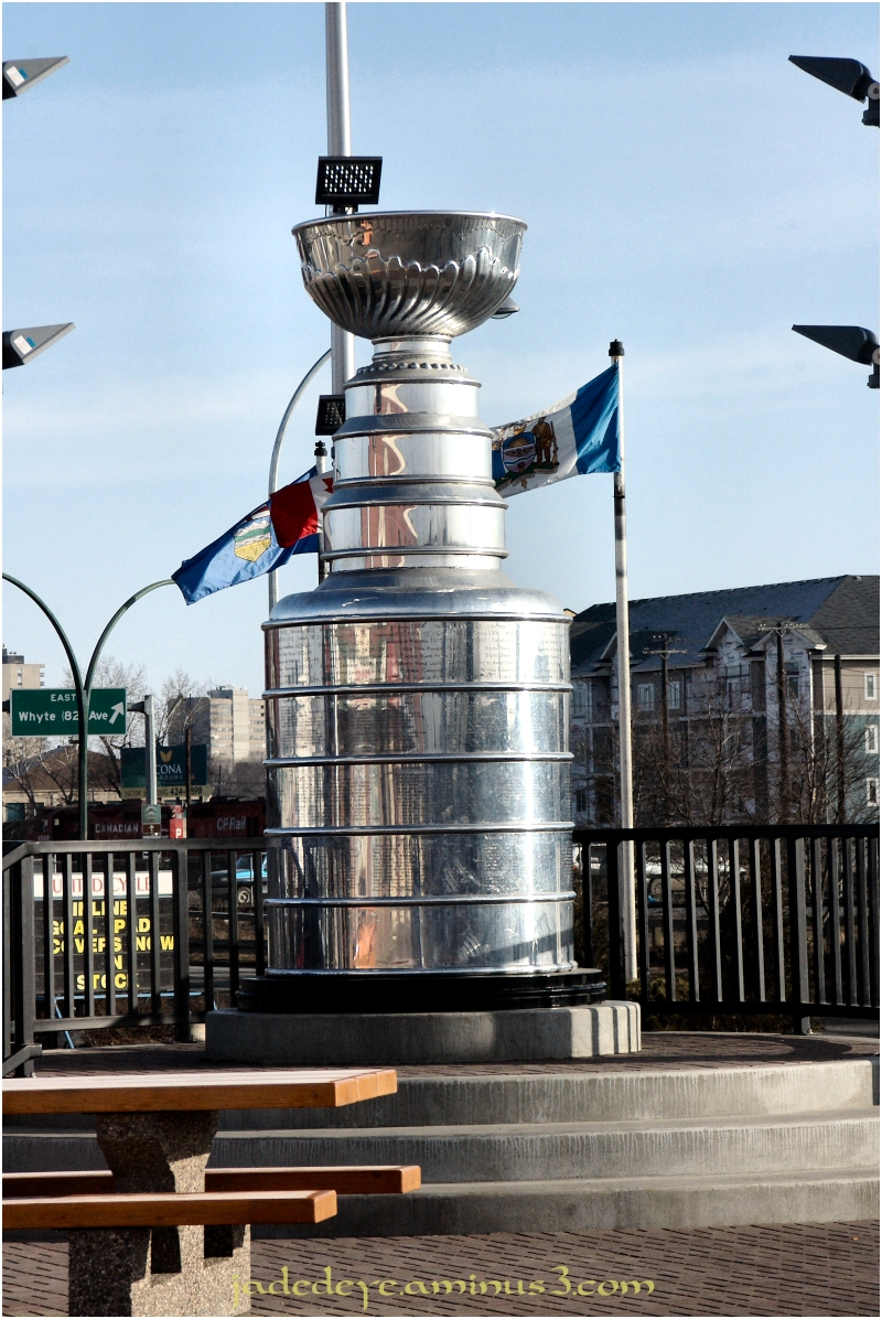 Giant Stanley Cup Replica