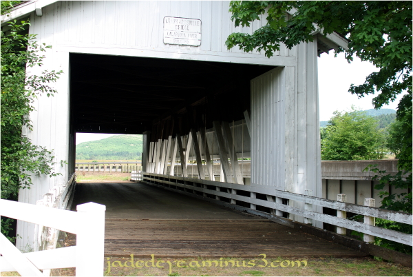 Crawfordsville Covered Bridge #1