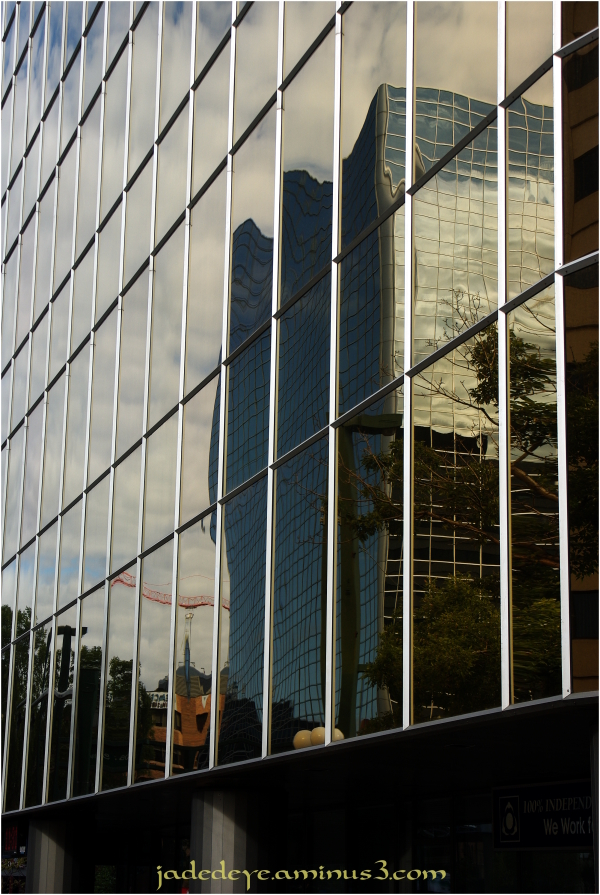 Urban Reflections #26