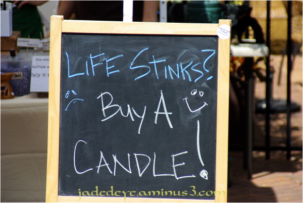Life Stinks?