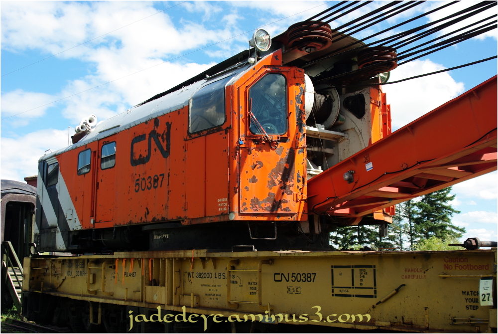 50387 Crane / 54597 Idler
