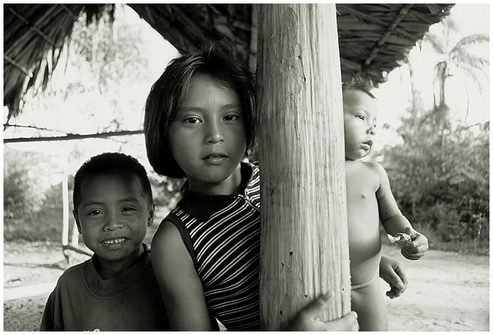 children of  Amazonas