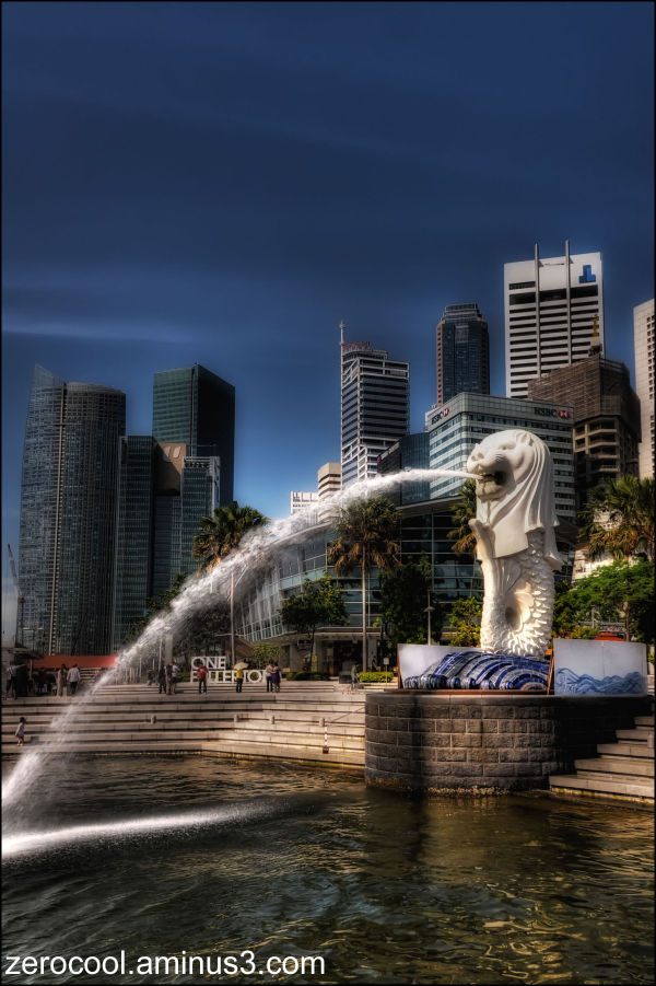 Singapore National icon