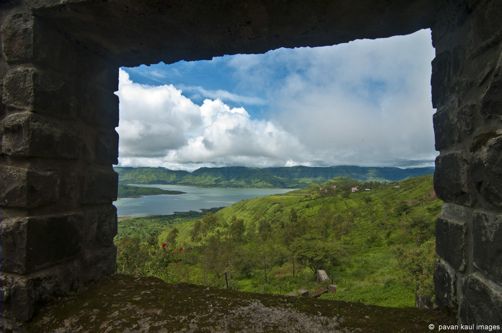 a frame from the fort