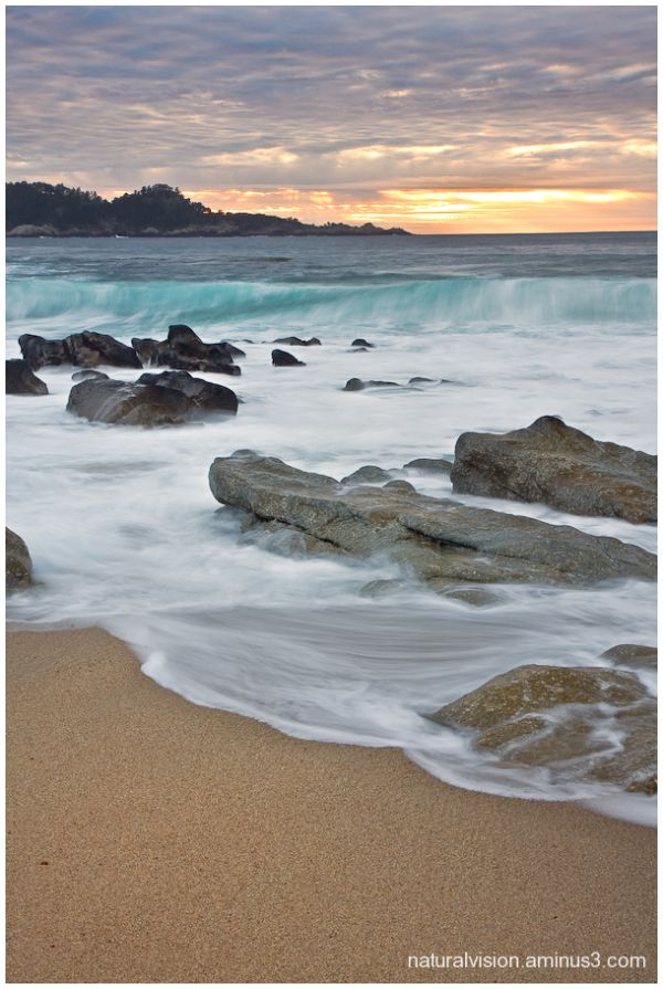 Ribera Beach Carmel California