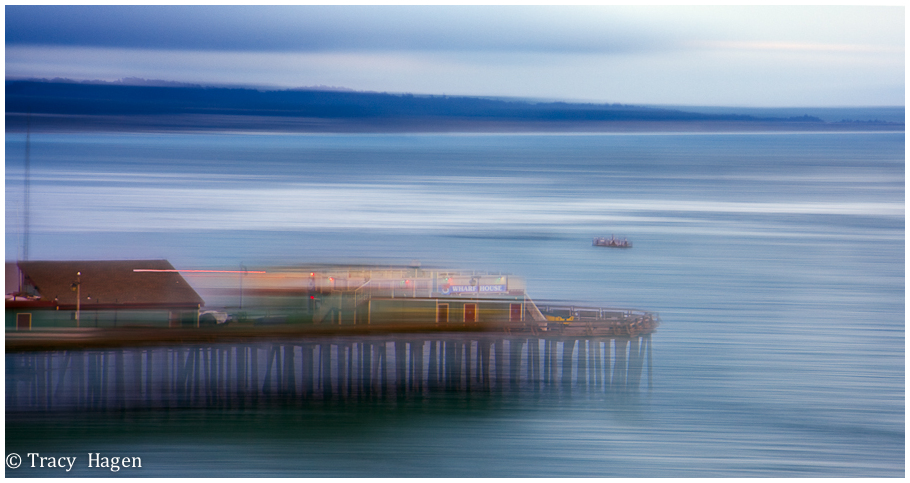 Capitola Wharf, Reimagined!