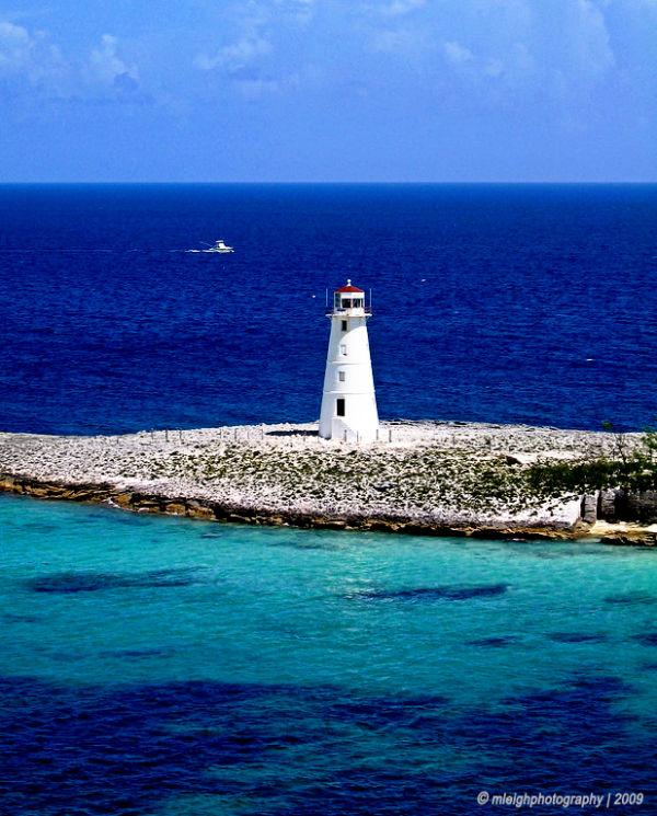 ocean, sea, bahamas