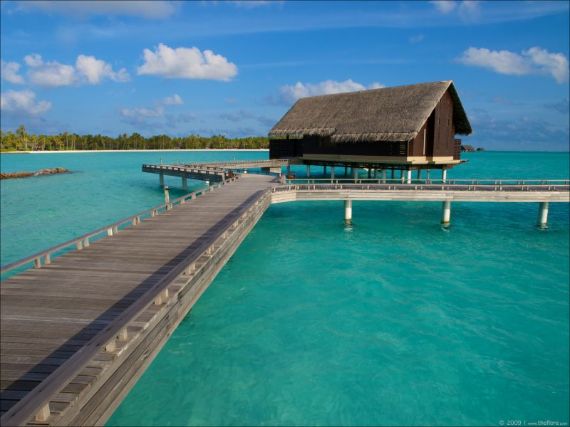 Maldives Watervilla