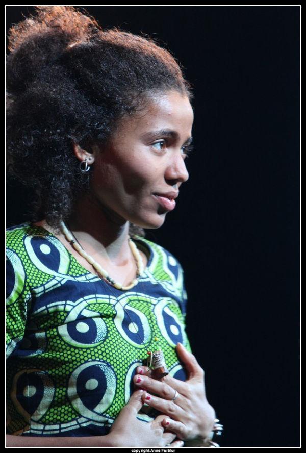 Nneka, Paléo Festival Nyon 2008