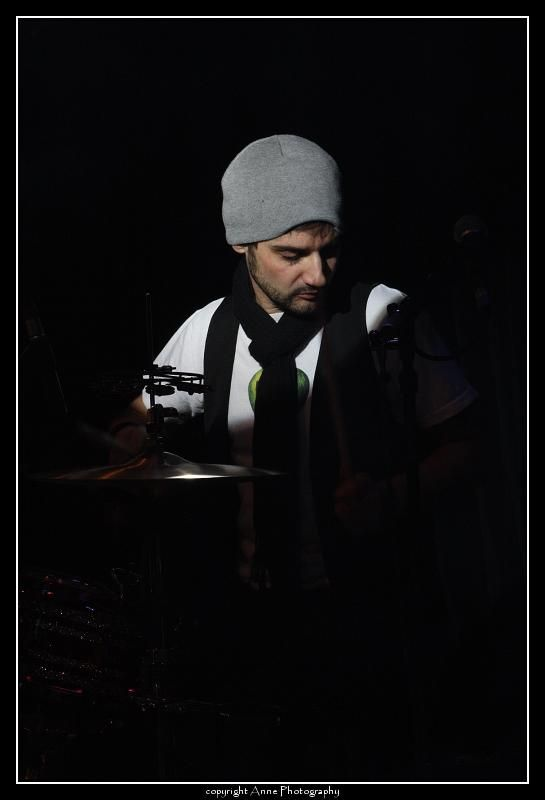 Stevans, Traverses Musicales, Genève 2008