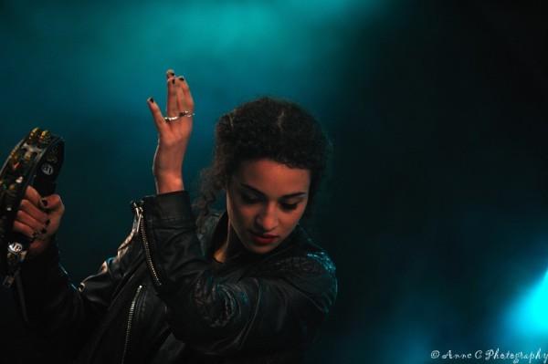 Camélia Jordana, Paléo Festival, Nyon, artiste, sc