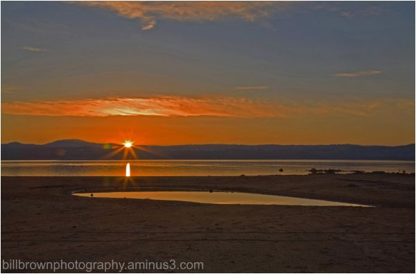 Folsom Lake Sunrise