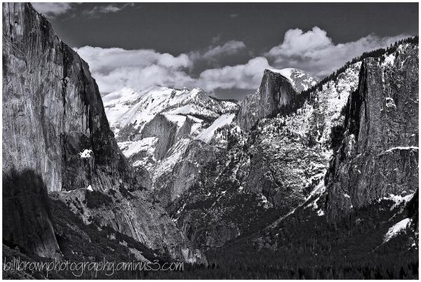 Yosemite Nat'l Park, Tunnel View