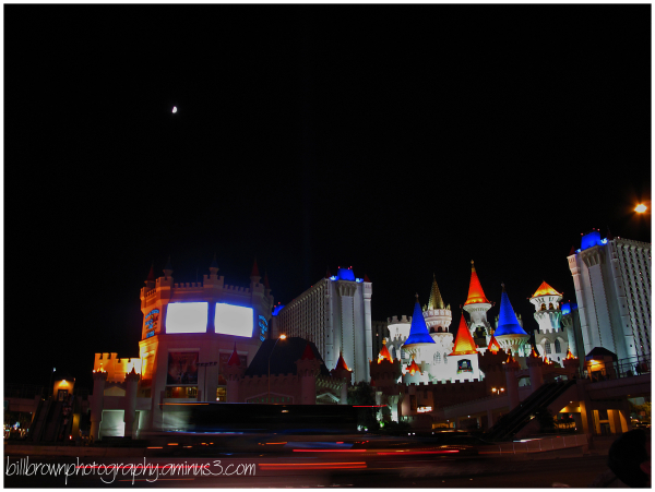 Excalibur Casino - Las Vegas Strip