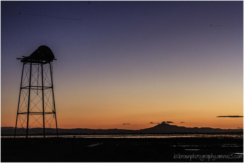 Sunset, Cosumnes River Preserve