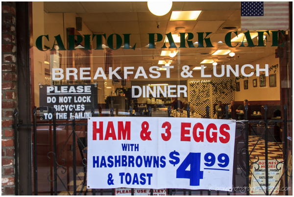 Ham & 3 Eggs