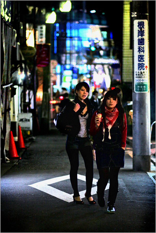 Omotesando girls
