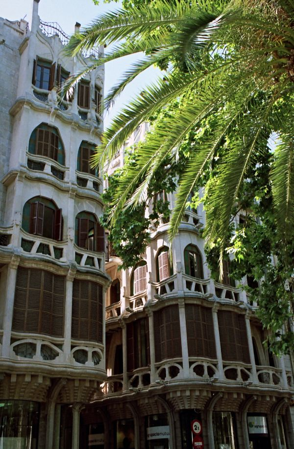 Architecture Modernista à Palma