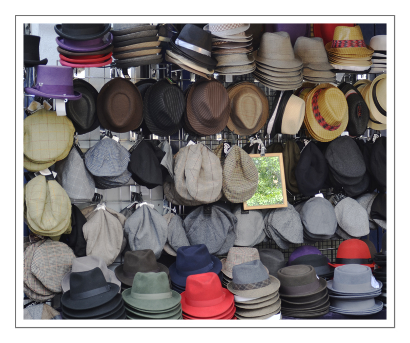 Hat Stall Portobello