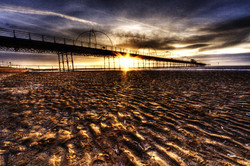 Southport Pier @ Sunset