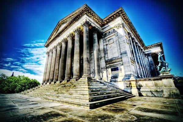 St George's Hall - Liverpool