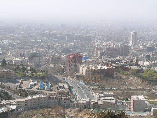Tehran City And Bullshit