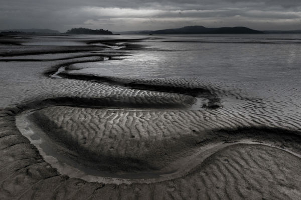morecambe bay arnside knot sands