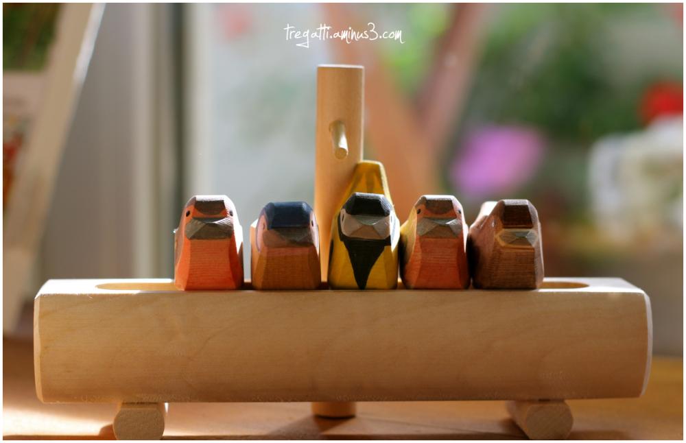 Ostheimer birds, toys