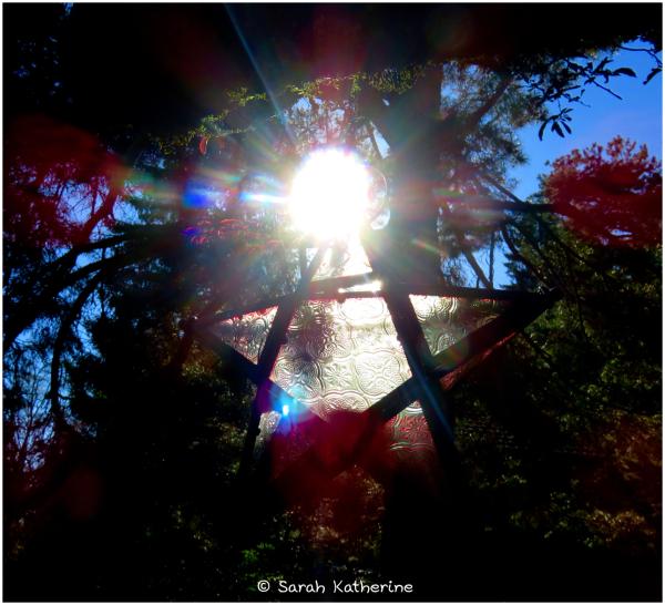 star, sunlight