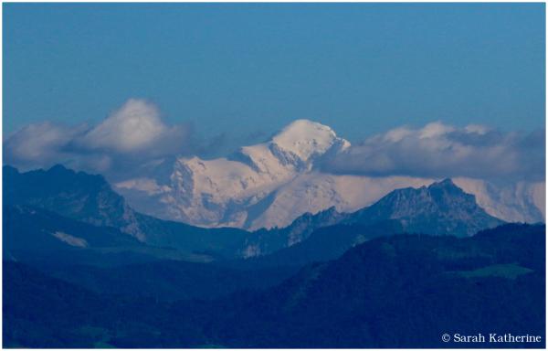 Mont Blanc, mountain