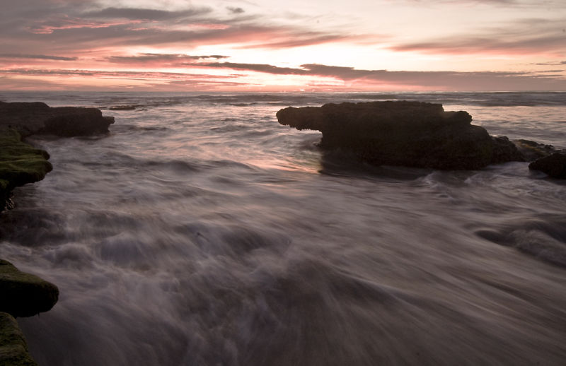 Cardiff Sunset