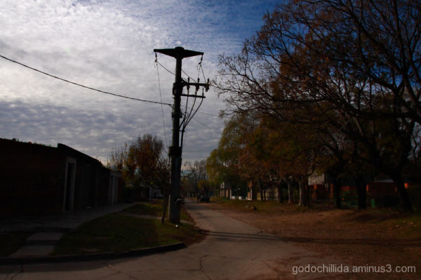 Temperley Pole Sky
