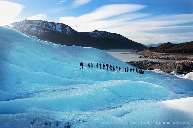 Patagonia PeritoMoreno Glacier Group
