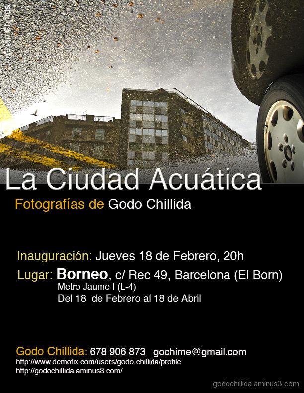 Exhibition, exposición, Godo, Chillida, Ciudad, Ci