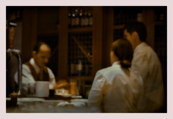 Ristorante di Italian: The Servers
