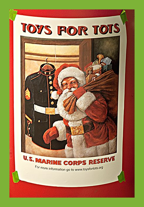 'tis the season: www.toysfortots.org