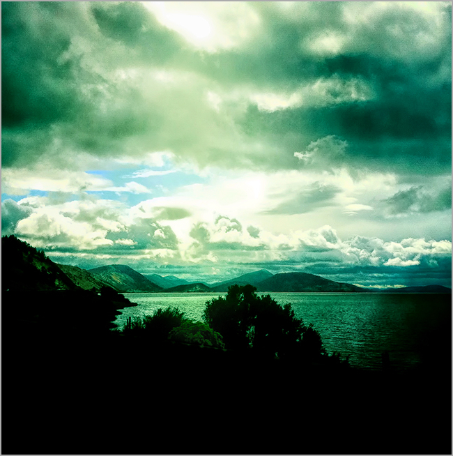 upper klamath lake   . . .