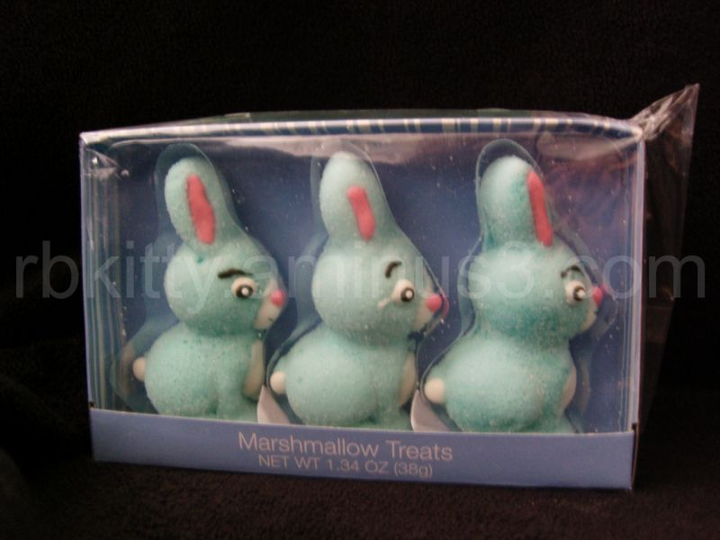 Mean Candy Bunny with the others who cant escape