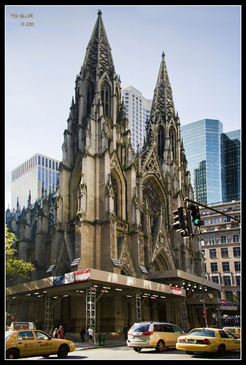 St Patricks Cathedral NY