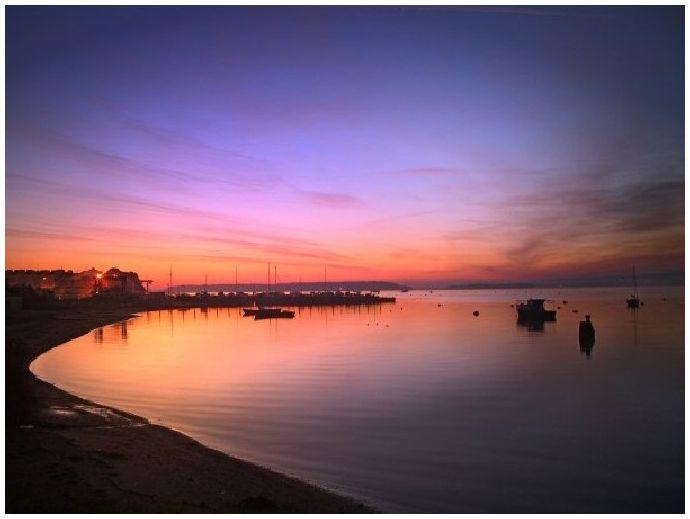 Hamworthy Bay