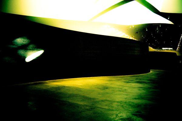 Habitació verda / Green room