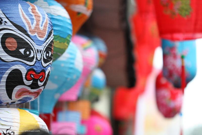 pingxi lantern festival taipei taiwan sangeeth aiy