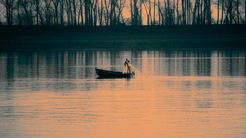 Pescuit în Soare (Sun fishing)