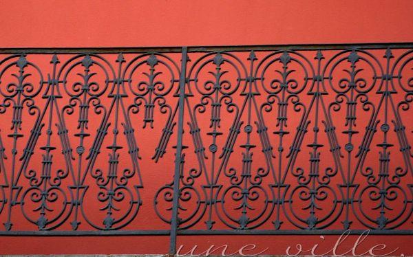 ..couleur dans la ville..
