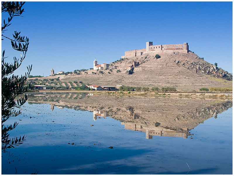 Castillo de Medellin Badajoz