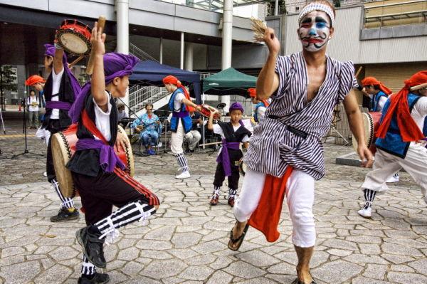 Okinawan Eisa Dance #3