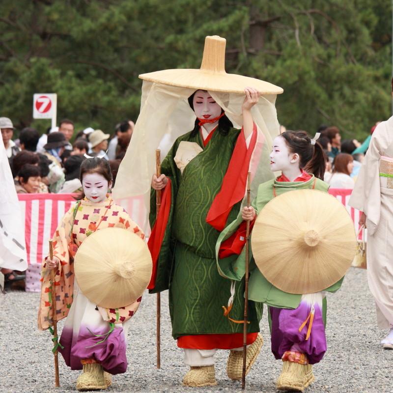 Beauties in Jidai Matsuri #6