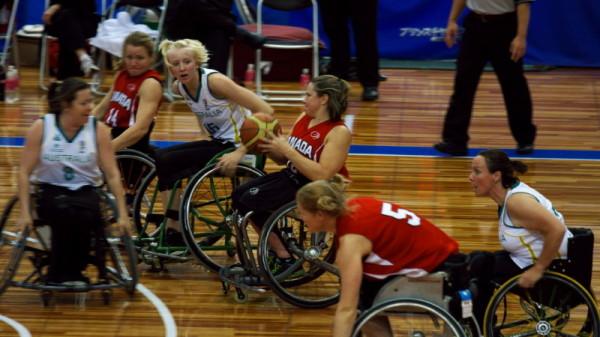 Wheelchair Athletes #6